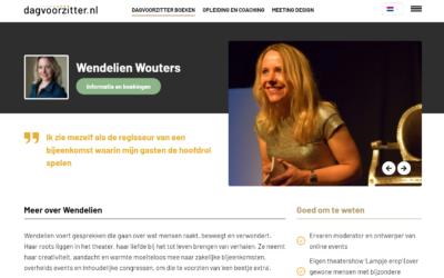 Nieuwe website Dagvoorzitter.nl