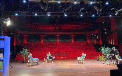 Jan Terlouw Lezing met Gert-Jan Segers en Tim Hofman