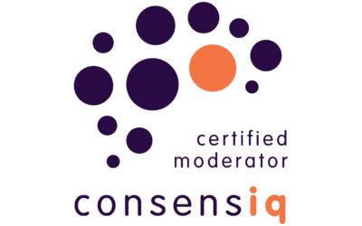 Gecertificeerd ConsensIQ moderator
